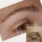 Eyebrows Microblading. Carol Dinis Cosemtic Tattoo Artistry