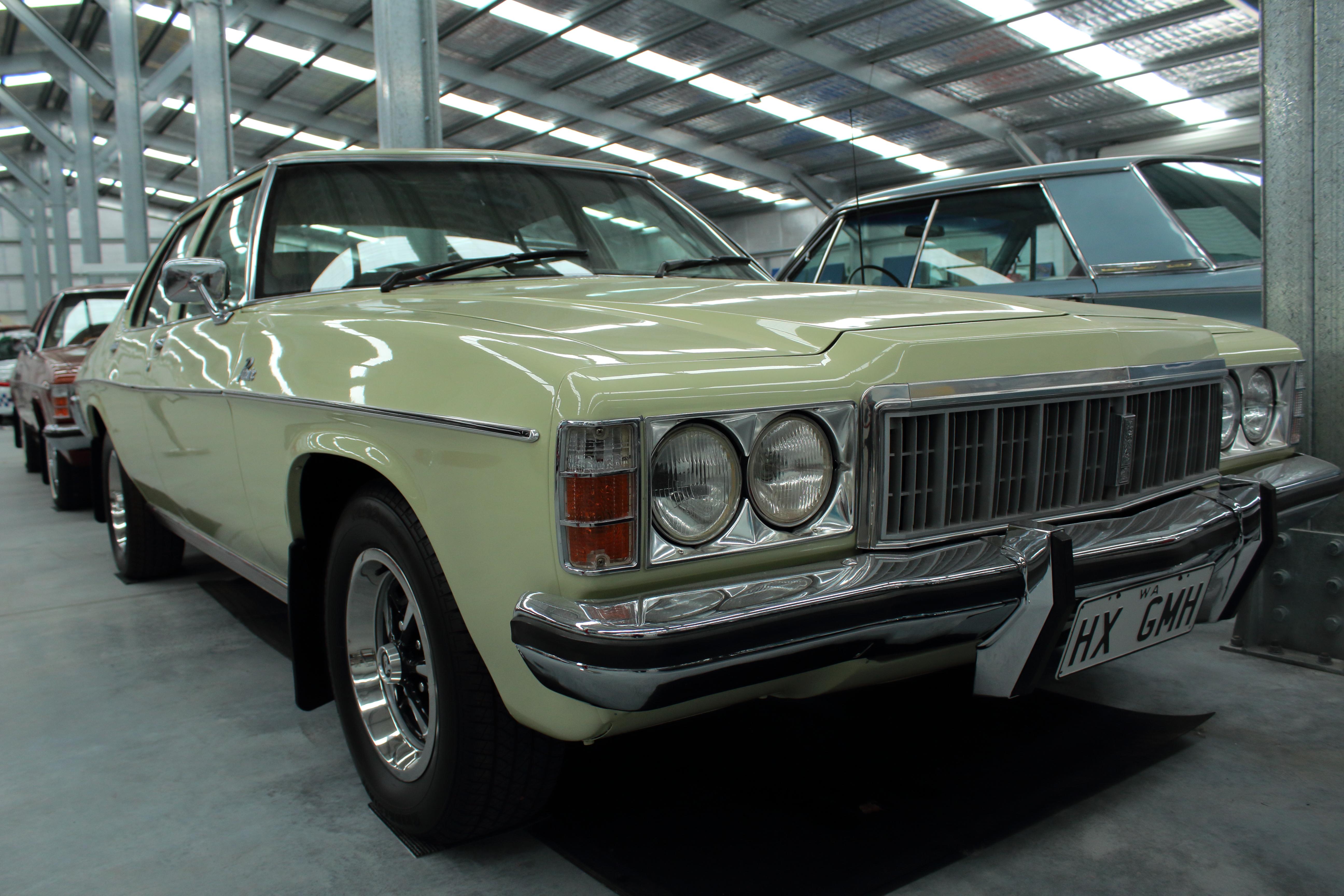 Holden Premier HX Sedan