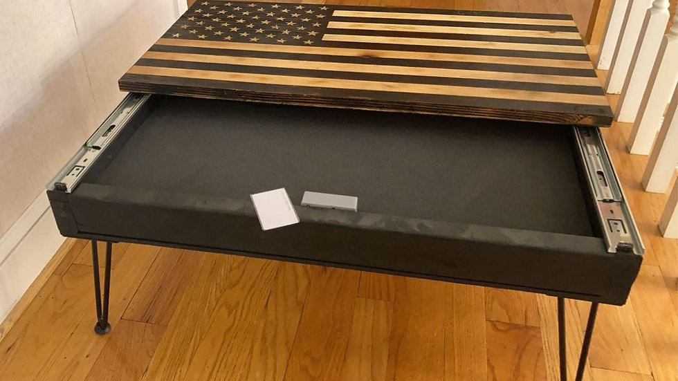 American Pride Coffee Table