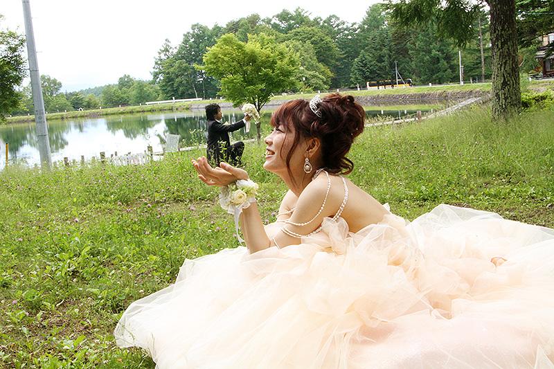 写真だけの結婚式「フォト・ウエディング」