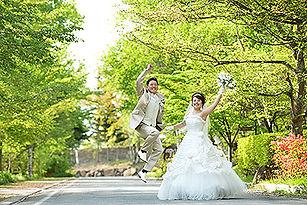 私たちらしい結婚式ができました