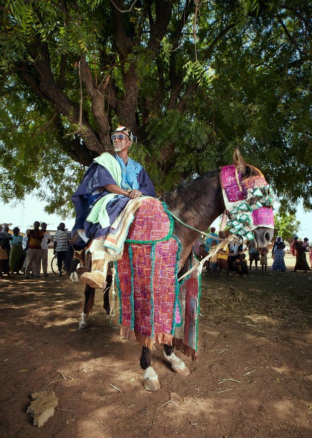 Cheif on high horse II