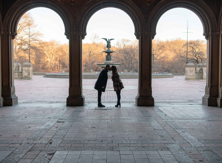 What You Need to Know to Get the Best Photos for Your NYC Engagement Shoot