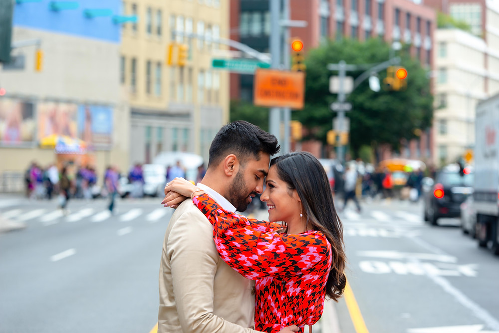 New York Engagement Photographers