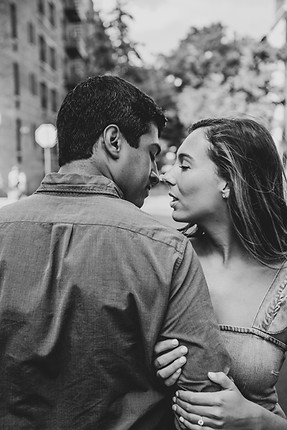 NYC Engagement Photographer Near Me