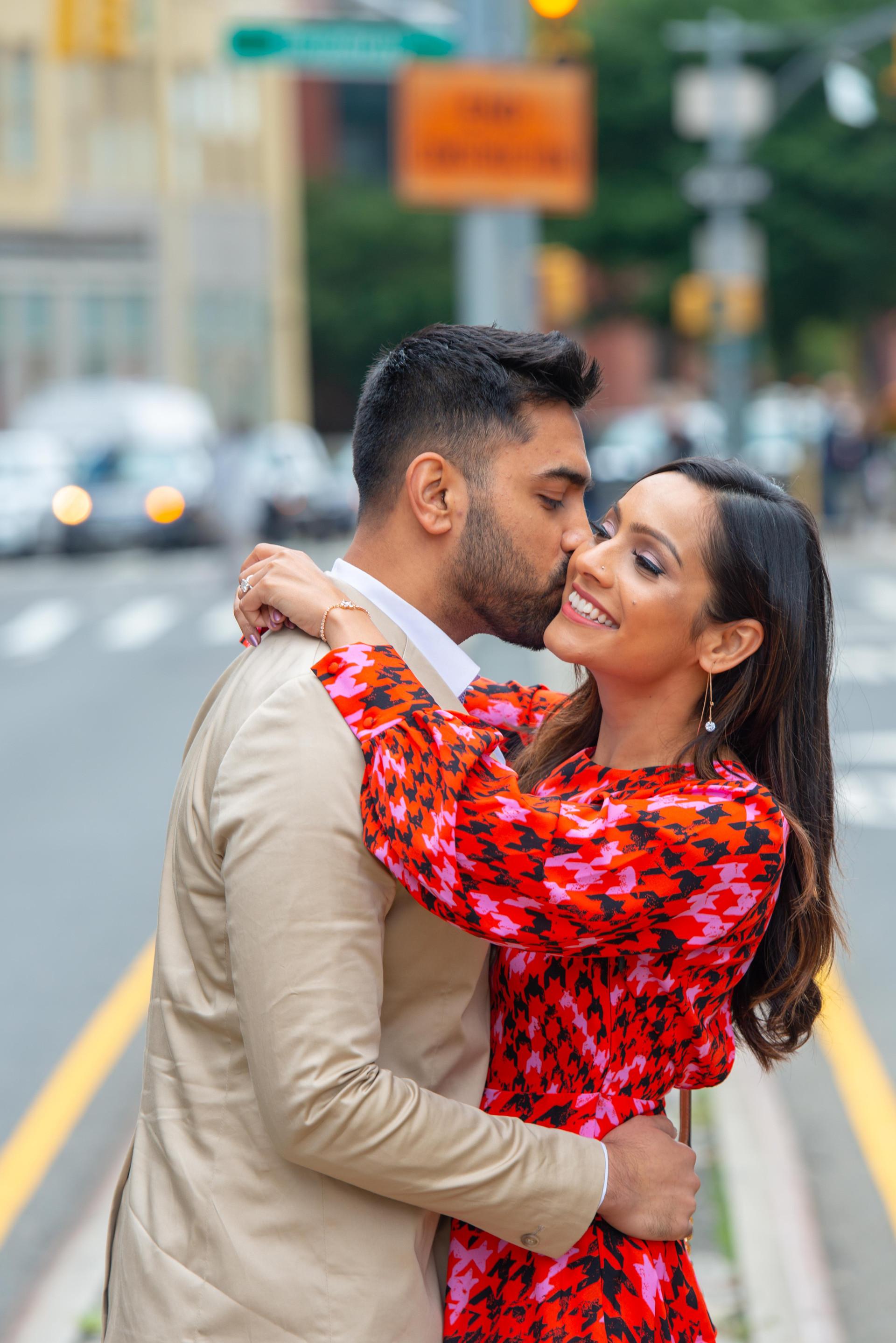 Soho Engagement Photographers
