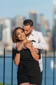 Hoboken Engagement Photographer