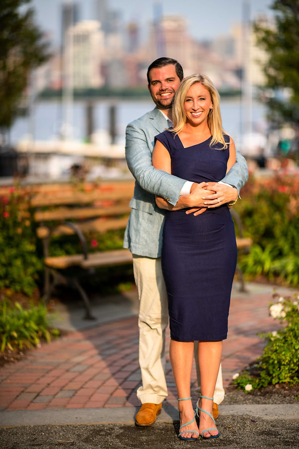Hoboken Engagement Photographer