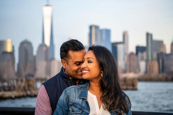 Hoboken Engagement Shoot