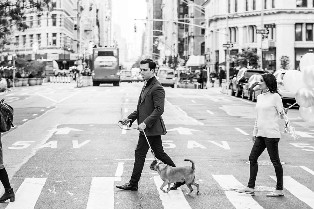 NYC Couples Shoot Photographer