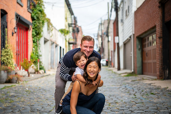 Hoboken Family Photographer