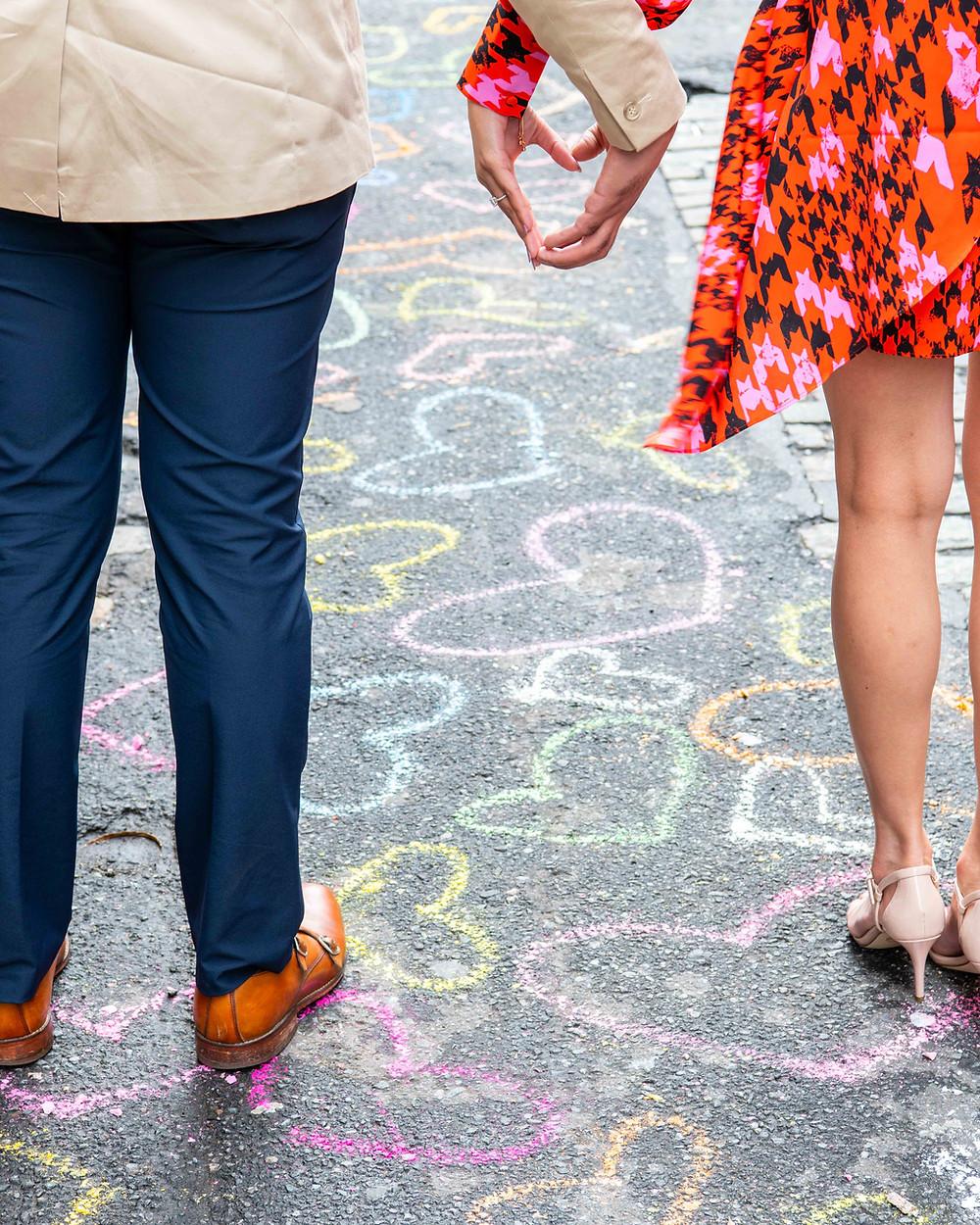 Engagement Shoot NYC SoHo