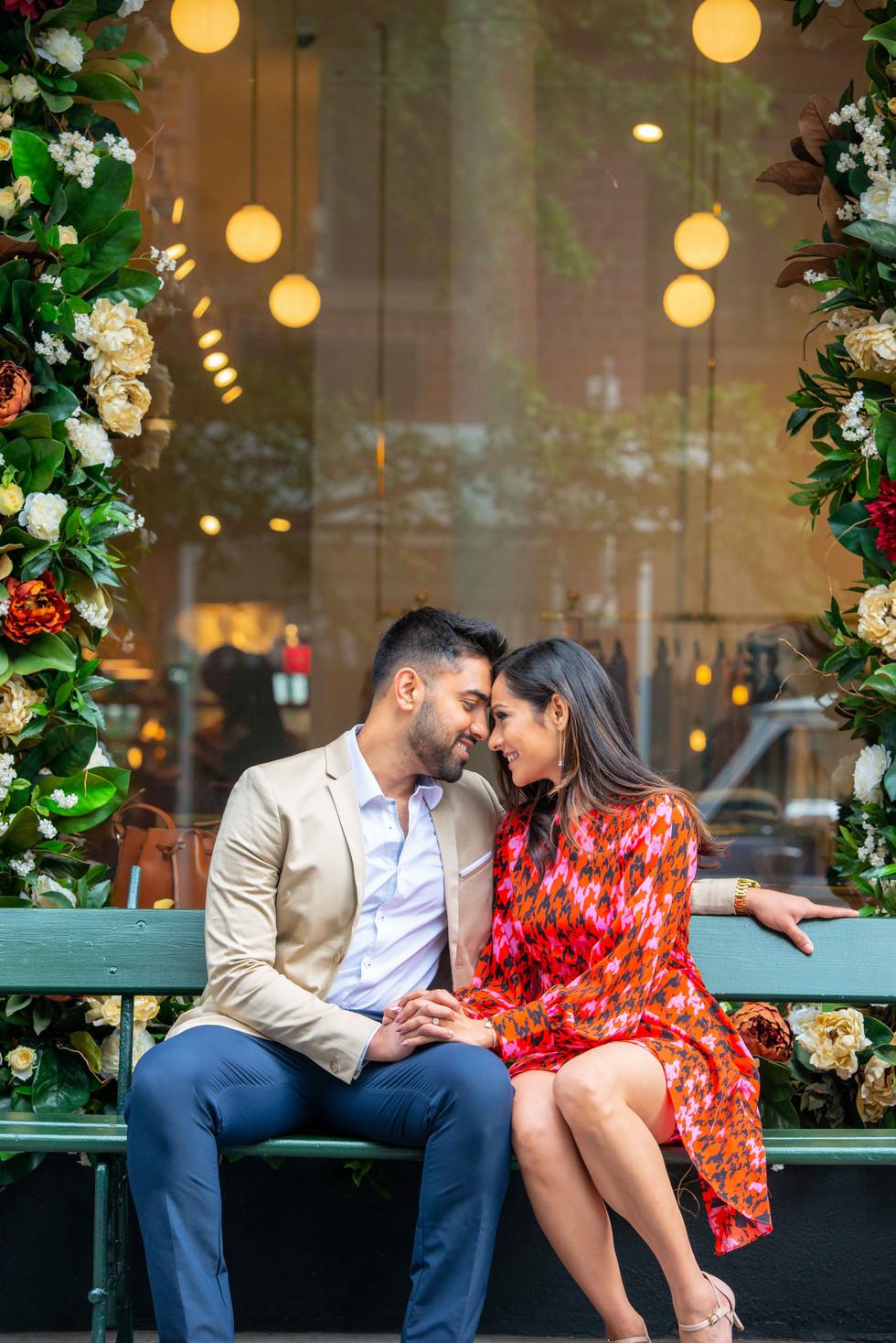 NYC Soho Engagement Photographers