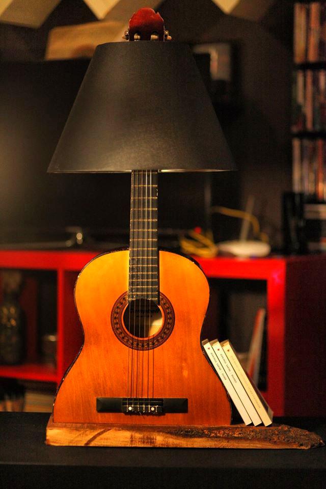 Gitar- Tasarım Aydınlatma