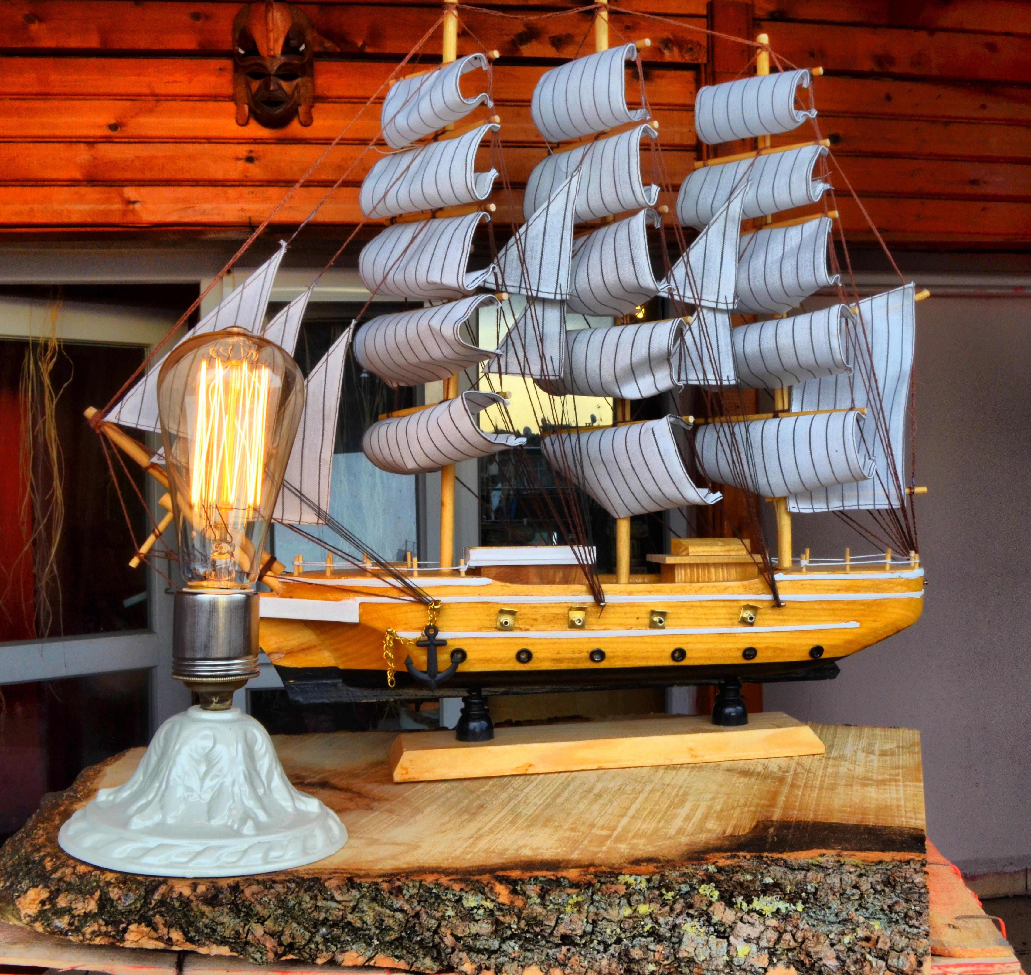 Gemi- Tasarım Aydınlatma