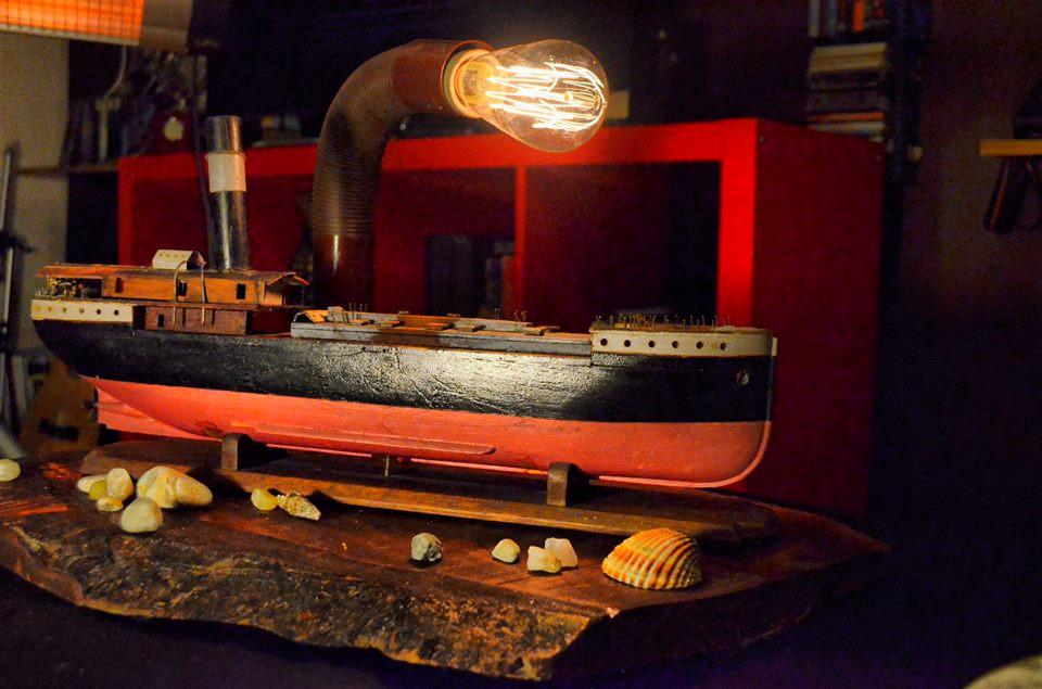 Gemi - Tasarım Aydınlatma