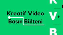 Türkiye'de Bir İlk! : Kreatif Video ile Basın Bülteni Çekimi