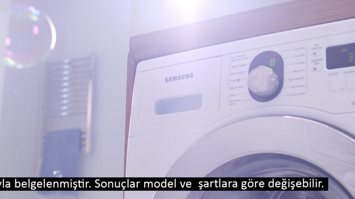 SAMSUNG - ECO BUBBLE