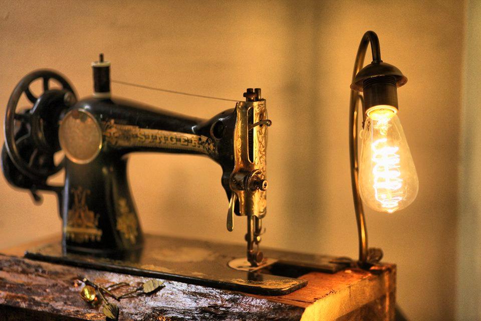 Singer dikiş makinası- Tasarım