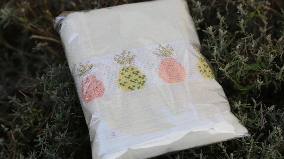 Handdoek ananas