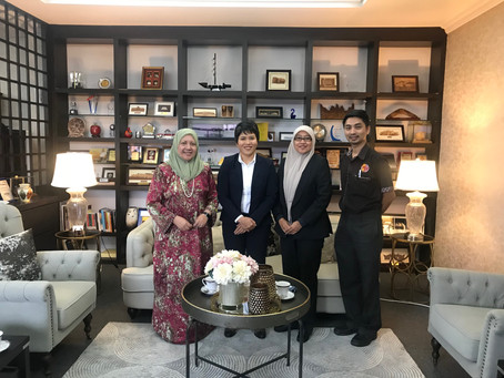 A visit to University Science of Malaysia (USM)
