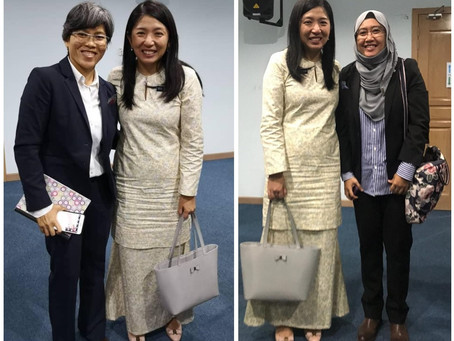 Othman & Partners, LLP with Malaysia Minister