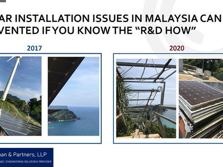 Solar Installation Issues In Malaysia Can Be Prevented If You Know The R&D How