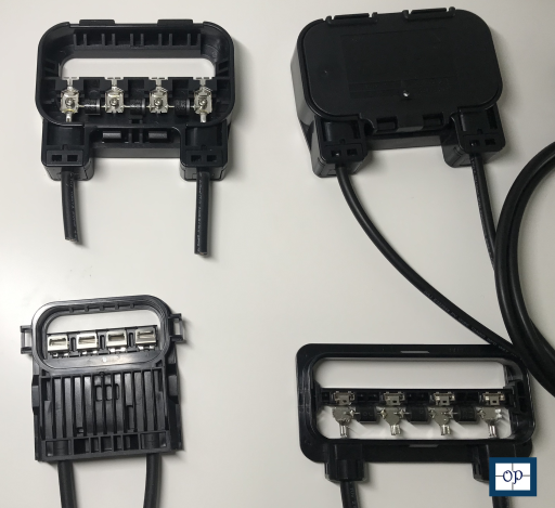 Different type of solar photovoltaics junction box
