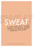 PEACHES ISSUE 3 - SWEAT Editorial Final