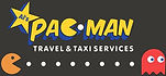 Pacman Taxi Service Logo