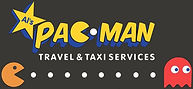 Pacman Taxi Logo