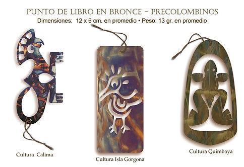 Culturas Precolombinas (Catálogo)