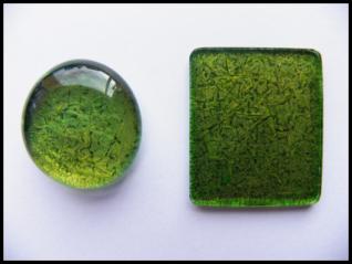 Verde Limón Metalizado (patrón de color)