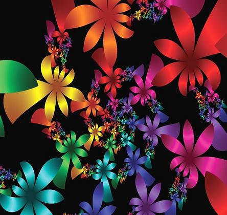 Flores Multicolores (extracto)