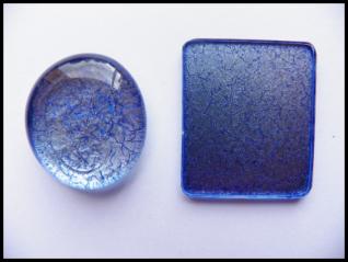Azul Cobalto Plata (patrón de color)