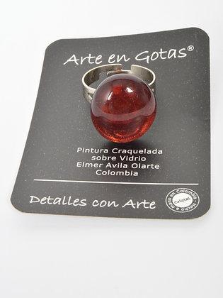 Anillo Pequeño (ajustable) (Ref. VinoO)