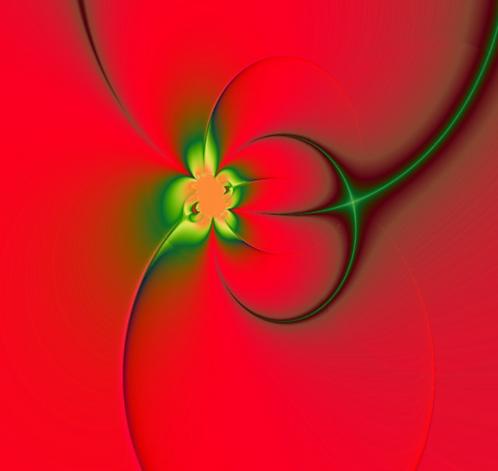 Flor en Rojo (extracto)
