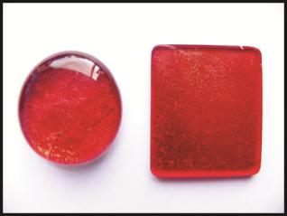 Naranja Metalizado (patrón de color)