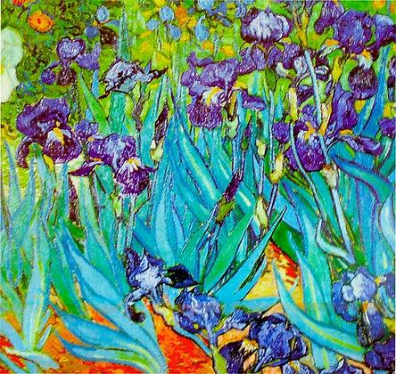 Irises (extracto Nº 1)