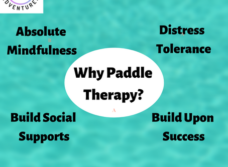 Paddle Boarding as Therapy