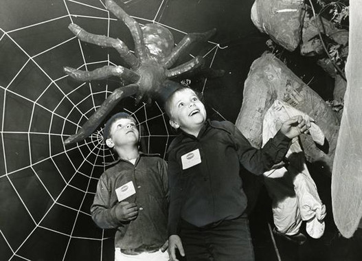 1972 Variety Club Haunted House