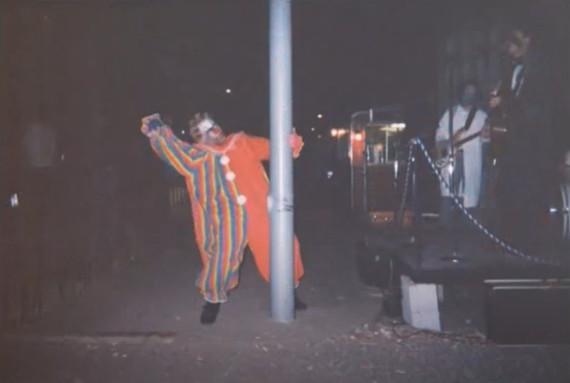 Bobo pole dancing w DFLFB @ Mystery Manor