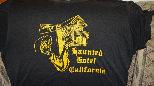 Haunted Hotel California Shirt