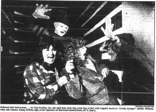 Nightmare on 72nd Street 1987