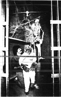 Squirrel Cage Haunted Jail 1986
