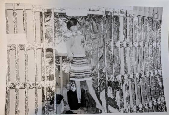 Haunted Squirrel Cage Jail