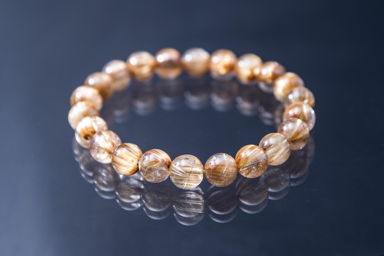 金線水晶ゴールデンルチル