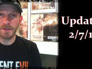 Update 2/7/17