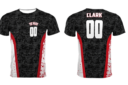 The Ward Jersey (With custom name and number)