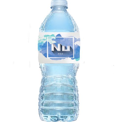 Nu H2O Alkaline Spring Water (16.9 oz.) 12 pack